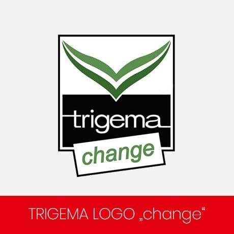 TRIGEMA Change Logo